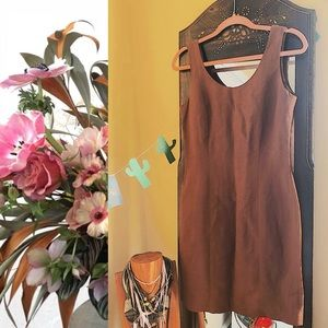 VINTAGE LINEN ☀️ DRESS